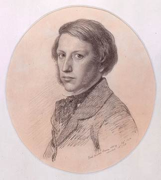 Ford Madox Brown (self-portrait).