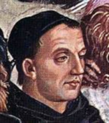 Fra Angelico (self-portrait).