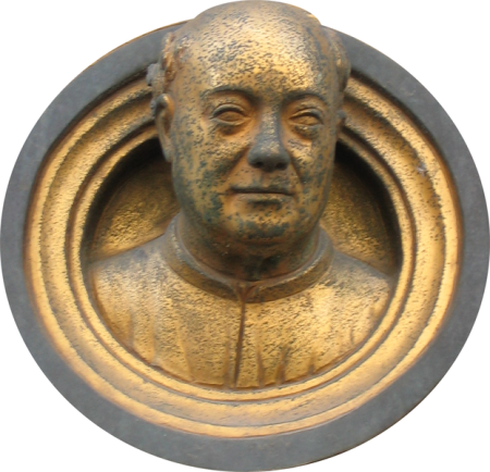 Self-Portrait of Lorenzo Ghiberti.