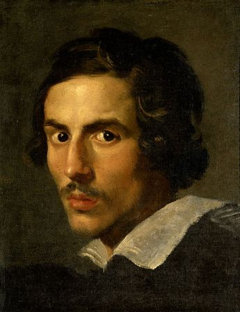 Gian Lorenzo Bernini (self-portrait).