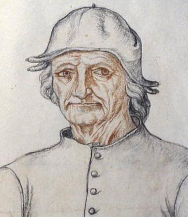 A Portrait of Hieronymus Bosch from c. 1550 is attributed to Jacques Le Boucq.
