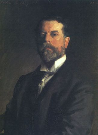 Self-Portrait of John Singer Sargent (1906).