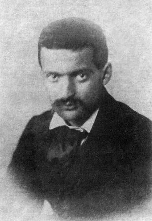 Paul Cezanne (c. 1861).