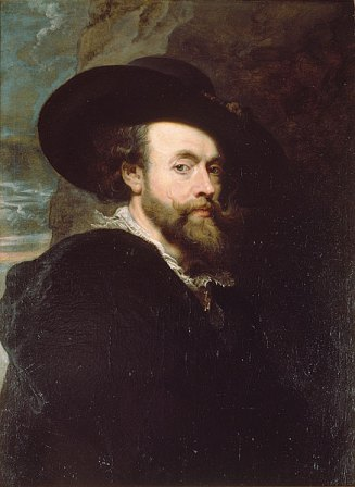 Self-Portrait by Peter Paul Rubens (1623).