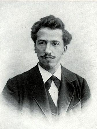 Piet Mondrian (1899).