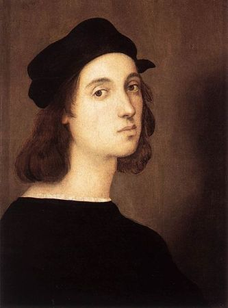 Self-Portrait of Raphael (1506).