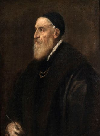 Self-Portrait of Titian (c. 1567).