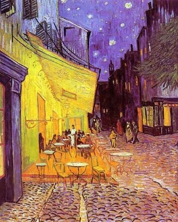 Van Gogh - Cafe Terrace