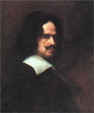 Self-Portrait of Diego Velazquez (1643).