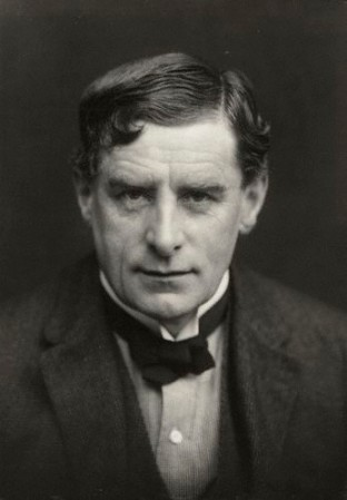 Walter Richard Sickert, photographed by George Charles Beresford (1911).