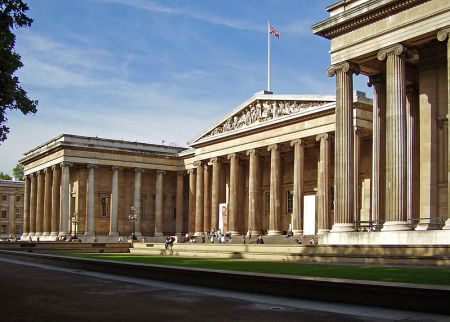 The British Museum is home to