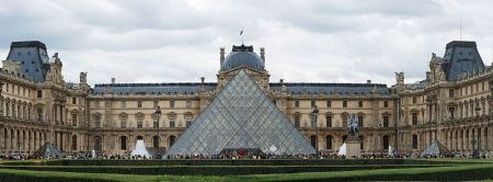 First royal palace, then museum, the Louvre holds many masterpieces.