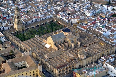 The Great Mosque of Córdoba, or Mezquita, is now a Roman Catholic church.