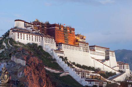 Tibet's Potala Palace.