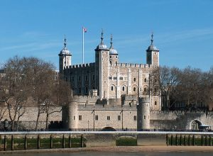 Among those who stayed involuntarily in the Tower of London:
