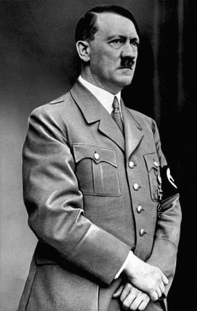 Adolf Hitler in 1937.