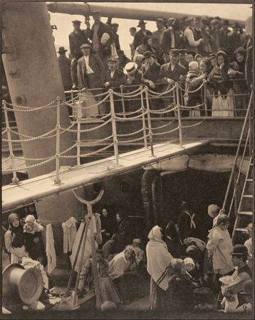 The Steerage.