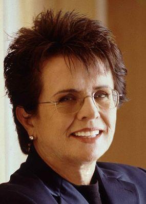Billie Jean King in 2011.