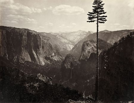 Yosemite Valley from the Best General View.