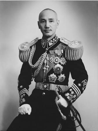 Chiang Kai-shek.