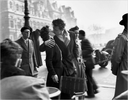 doisneau the kiss