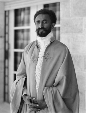 Haile Selassie in 1923.