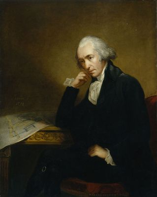 A portrait of James Watt by Carl Frederik von Breda in 1792. It can be seen in the National Portrait Gallery, London.