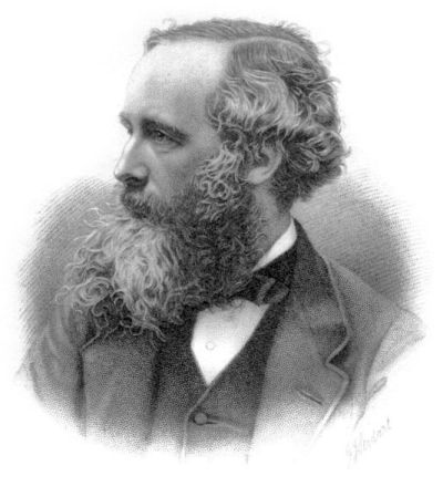 An undated portrait of James Clerk Maxwell. This is an engraving by G. J. Stodart, based on a photograph by Fergus of Greenock.