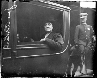 Jane Addams in 1915.