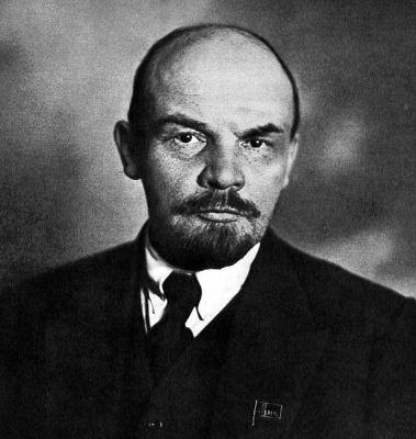 Vladimir Lenin in 1920.