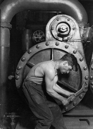 Power House Mechanic.