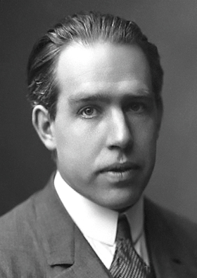Niels Bohr in 1922.