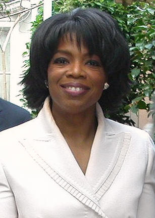 Oprah Winfrey in 2004.