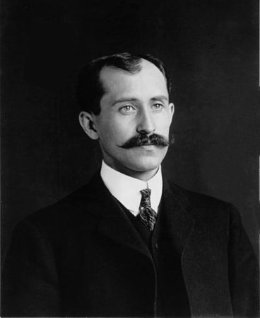Orville Wright in 1905.