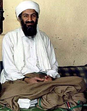 Osama bin Laden in 1998.