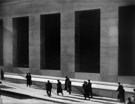 Strand's Wall Street.