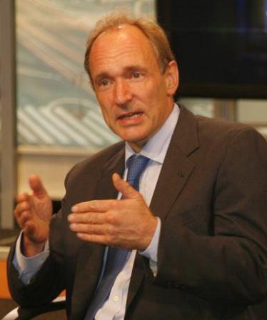 Tim Berners-Lee in 2008.