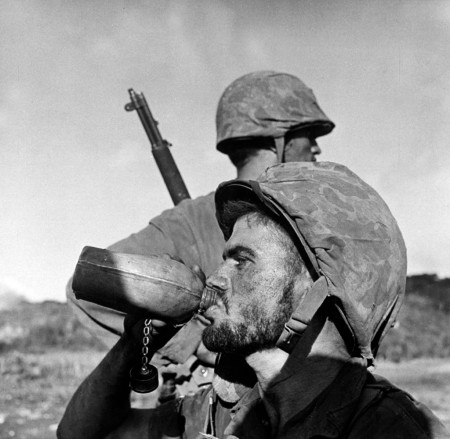 Marines under Fire.