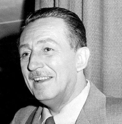 Walt Disney in 1954.