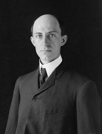Wilbur Wright in 1905.