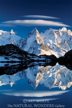 art wolfe chamonix needles