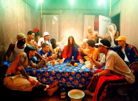 david lachapelle last supper
