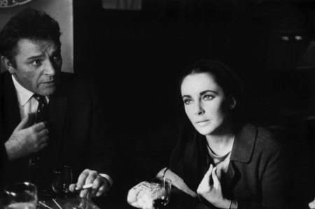 eve arnold liz taylor and richard burton