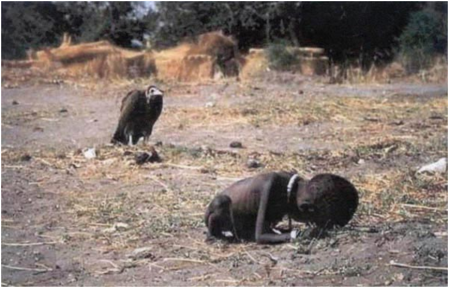 kevin carter vulture sudan larger