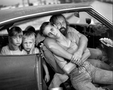 mary ellen mark damm family
