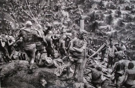 sebastiao salgado gold mine