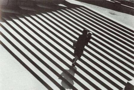 Steps, a photograph by Alexander Rodchenko.