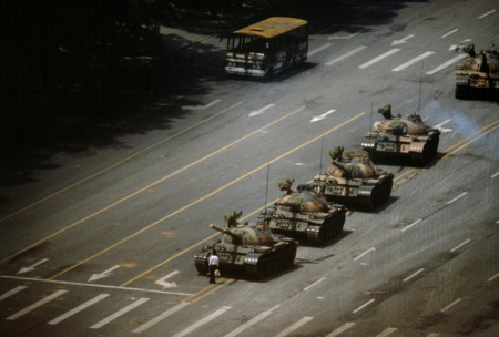 Tank man Franklin