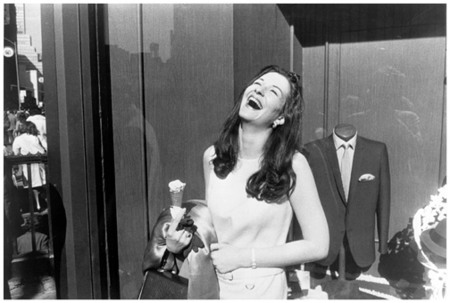 Winogrand-Garry-Untitled-Laughing-Woman-with-Ice-Cream-Cone
