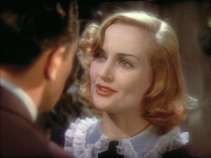 Carole Lombard in Nothing Sacred (1936).